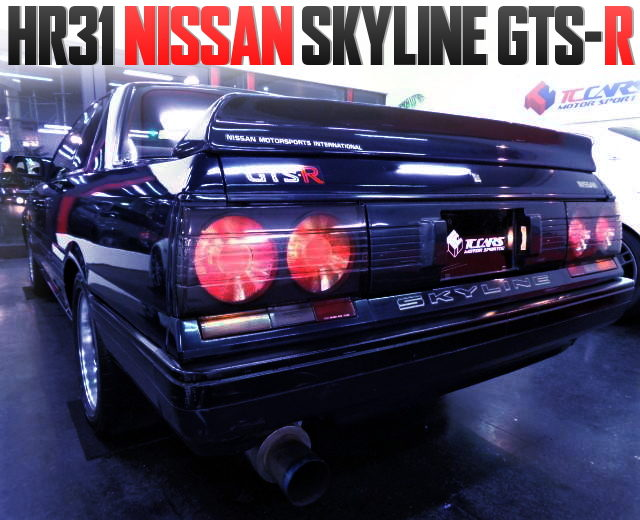 800-CAR LIMITED HR31 SKYLINE 2-DOOR GTS-R