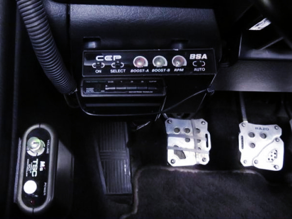 BOOST SWITCH