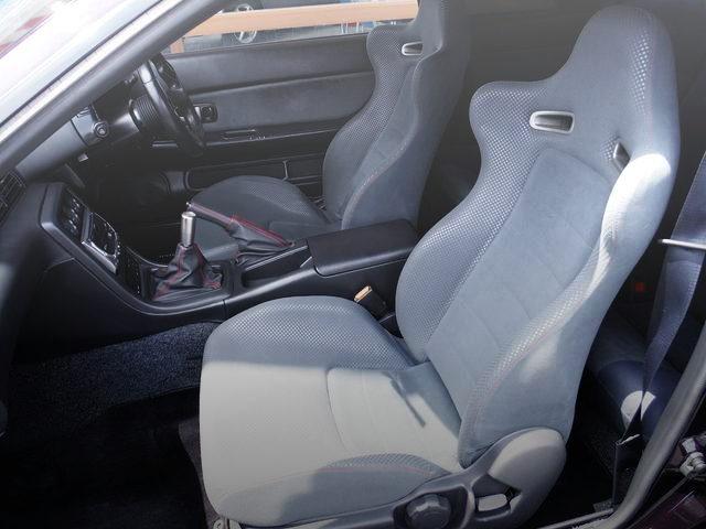 R34GTR SEATS CONVERSION FOR R32 GTR INTERIOR
