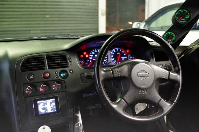 SPEED CLUSTER FOR R33 GT-R V-SPEC