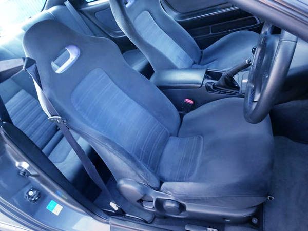 GTR SEAT SWAP FOR R33 SKYLINE INTERIOR