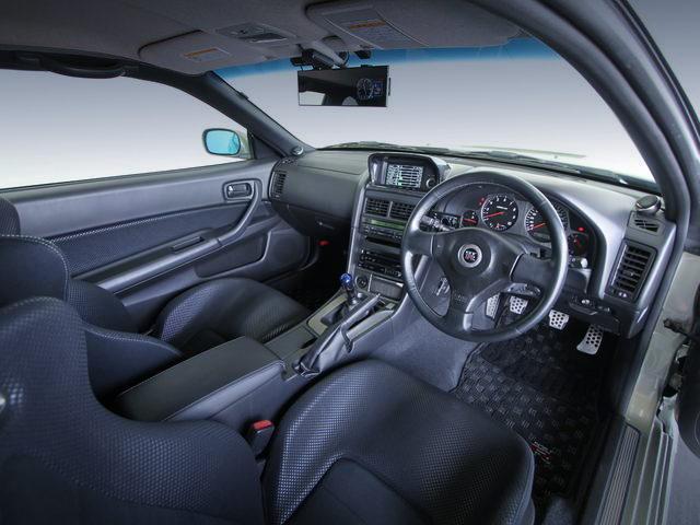 INTERIOR R34 GT-R V-SPEC2 NUR