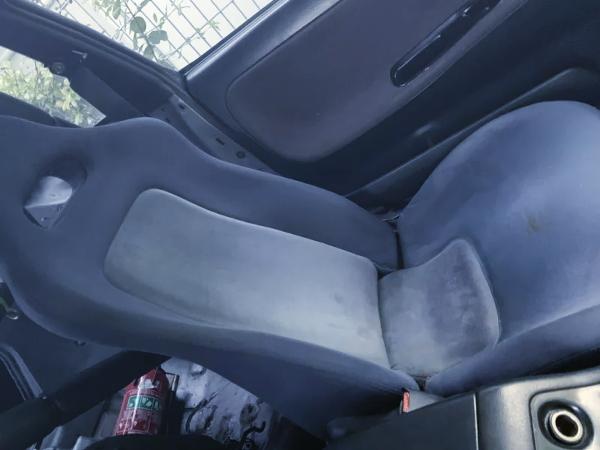 R32 GT-R SEAT CPMVERT S13 SIL VIA INTERIOR