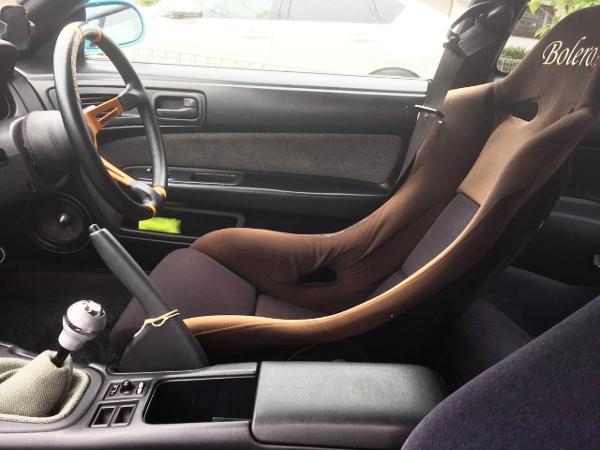 FULL BUKCET SEAT FOr DRIVER
