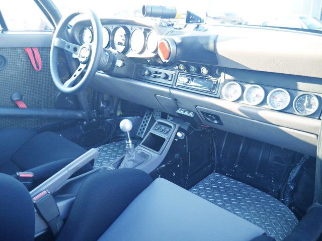 DASHBOARD 964 PORSCHE 911
