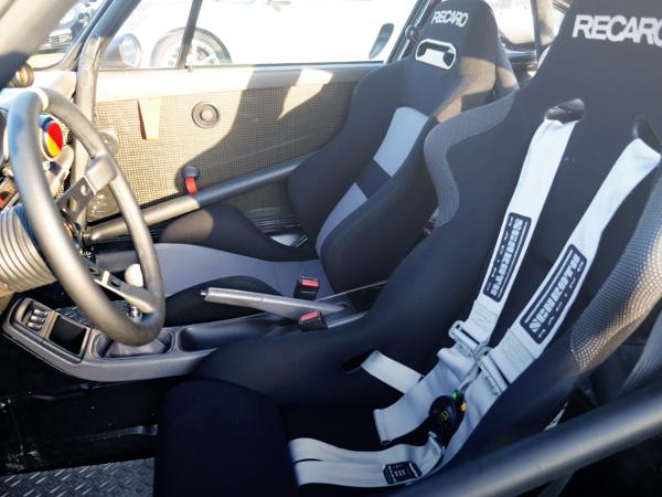RECARO SEATS FOR 964 PORSCHE 911