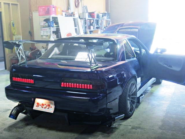 LED TAIL LIGHT FOR S13 SILVIA
