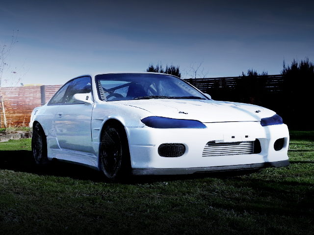 FRONT EXTERIOR S15 FRONT END S14 SILVIA