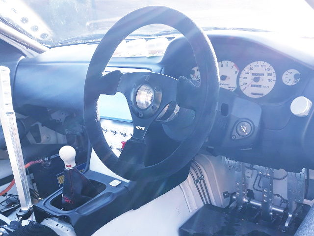 DASHBOARD AND STEERING FOR S14 INTERIOR