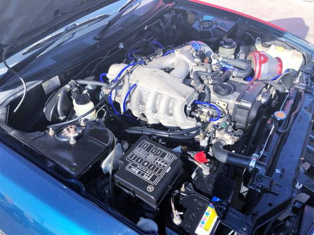 RB25DE 2500cc ENGINE