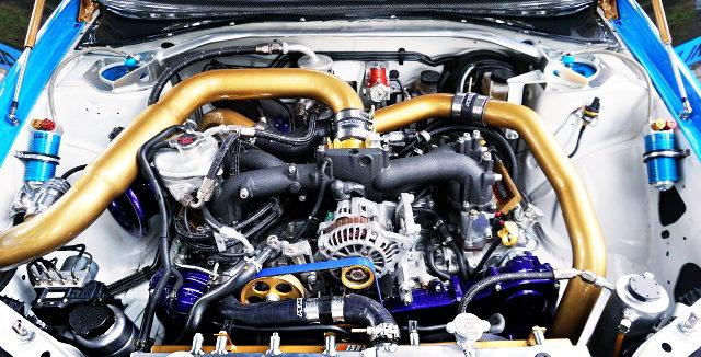 TUNING EJ20 BOXER TURBO ENGINE