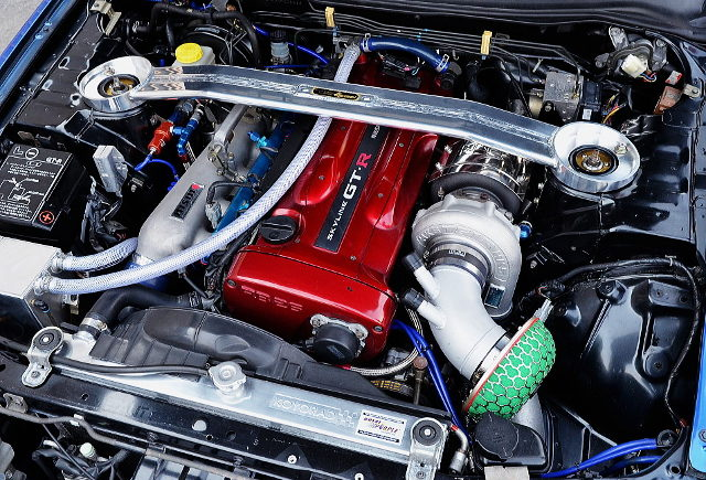 RB26 DINGLE TURBO ENGINE