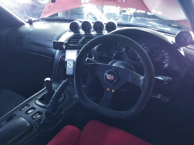 DASHBOARD FOR FD3S RX-7 INTERIOR