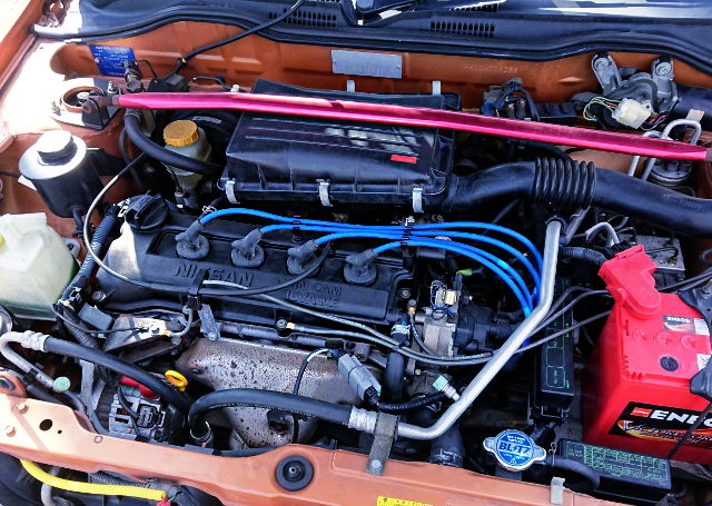 CGA3 1300cc ENGINE