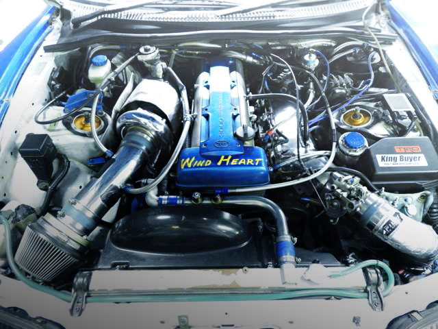 T88-34D TURBOCHARGED 2JZ-GTE