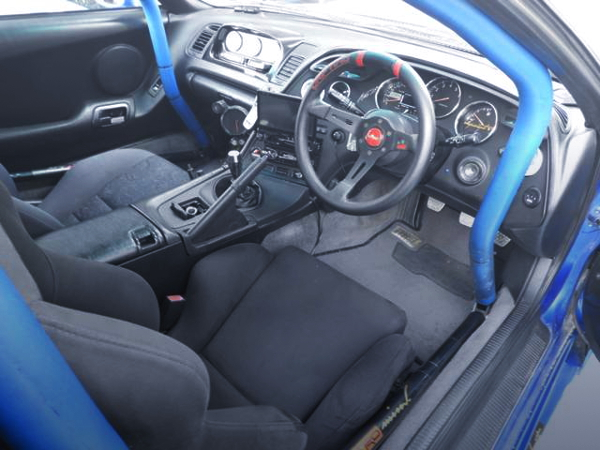 SCALE CLUSTER AND STEERING FOR JZA80 SUPRA INTERIOR