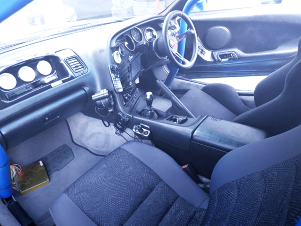 DASHBOARD OF JZA80 SUPRA