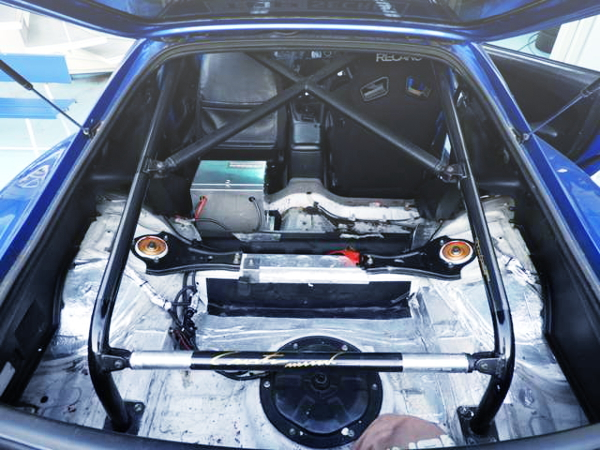 ROLL BAR FOR JZA80 SUPRA INTERIOR