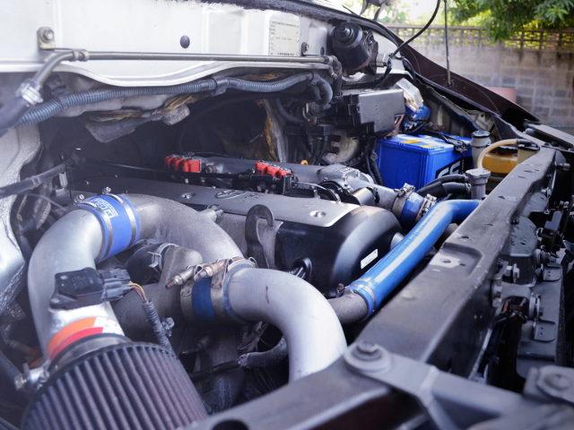 SIDE 1JZ GTE TURBO ENGINE FOR VVT-i