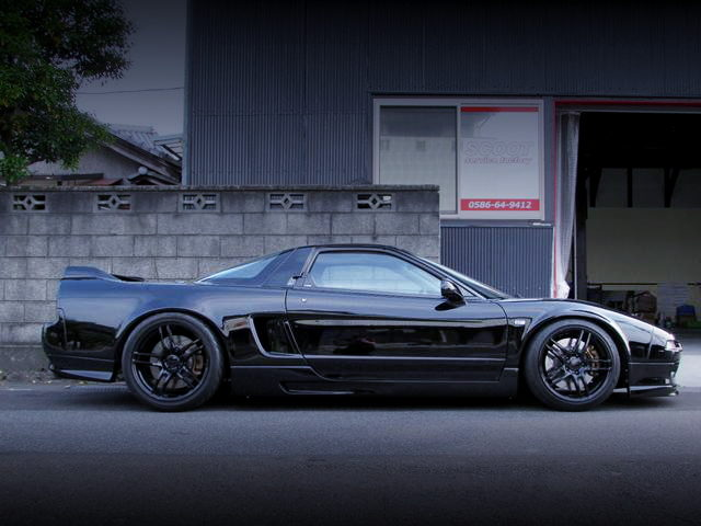 RIGHT-SIDE EXTERIOR FOR NA1 NSX
