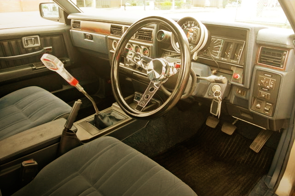 INTERIOR Y30 GLORIA WAGON