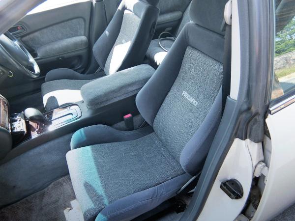 RECARO LX SEATS