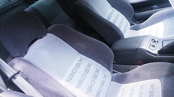 180SX SEATS