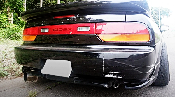 ZENKI 180SX TAIL LIGHT