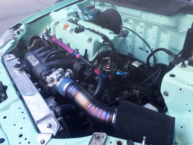 K24A 2400cc iVTEC ENGINE
