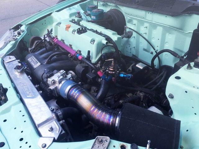 K24A 2400cc iVTEC ENGINE