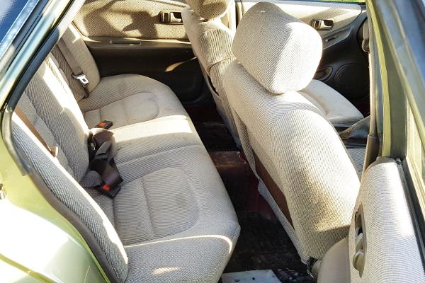 INTERIOR SEATS OF A31 CEFIRO