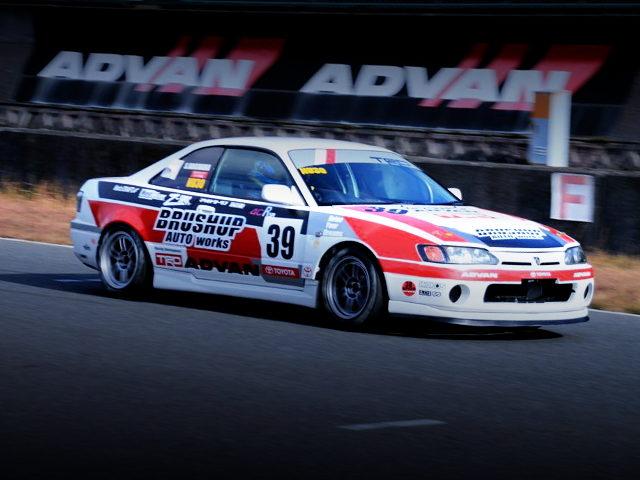 TRACK RACE CAR AE111 LEVIN BZR
