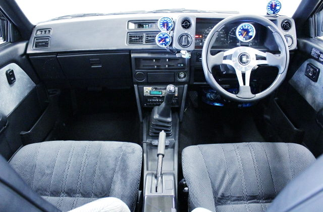 INTERIOR DASHBOARD FOR AE86