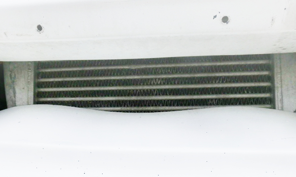FRONT MOUNT INTERCOOLER FOR AE86 FRONT BUMPER