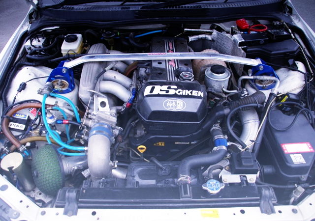 TURBOCHARGED 3S-GE 2200cc ENGINE