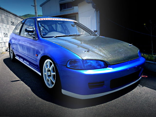FRONT EXTERIOR EG6 CIVIC SiR