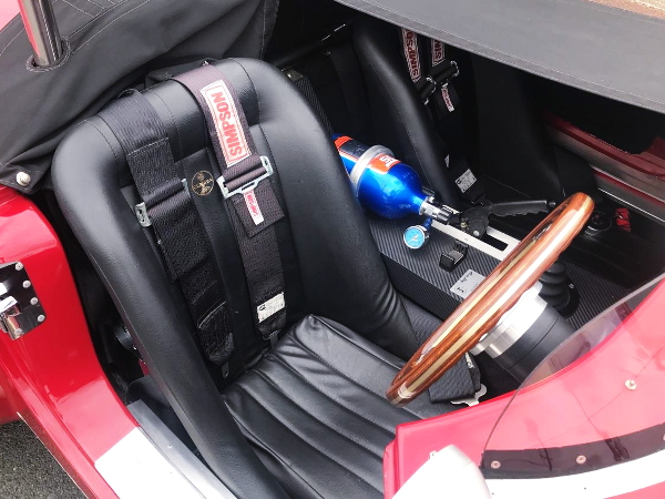COBRA STYLE BUCKET SEAT