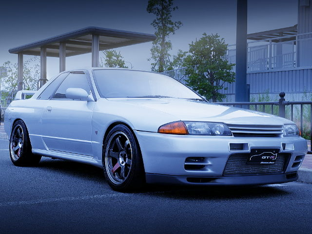 FRONT EXTERIOR FOR R32 SKYLINE GT-R