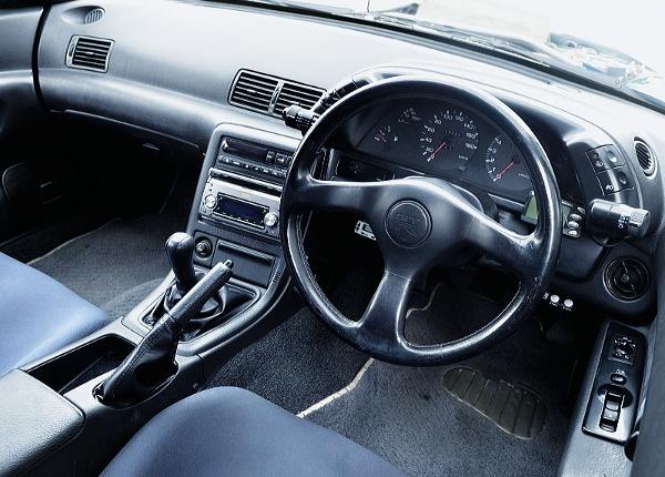 R32 GT-R DASHBOARD
