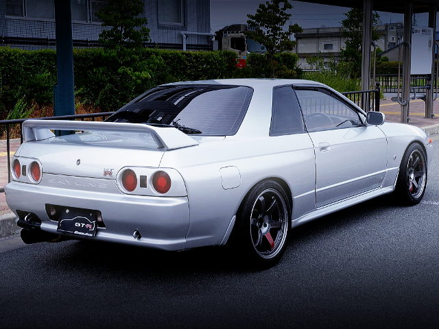 REAR TAIL LIGHT FOR R32 GT-R EXTERIOR