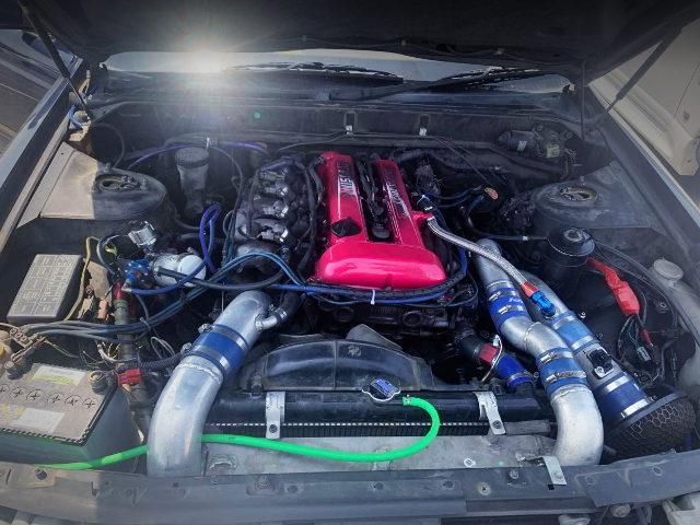 SR20DET TURBO ENGINE