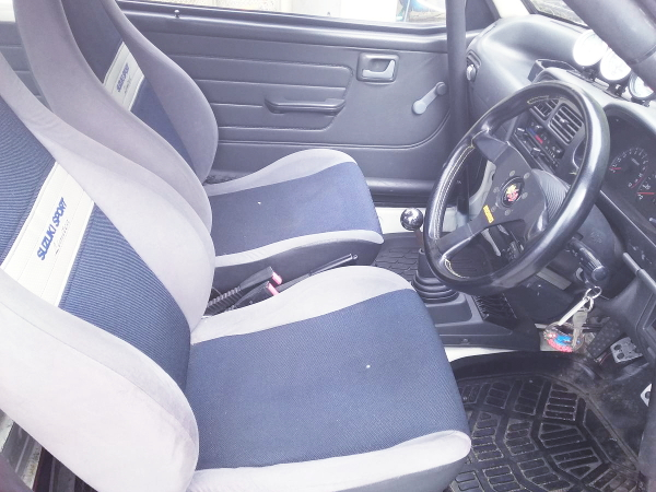 SEATS AND STEERING