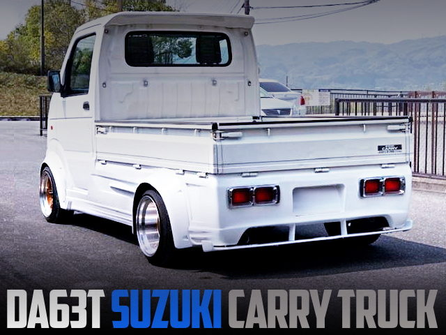 HAKOSUKA TAIL LIGHT COVERT TO DA63T CARRY TRUCK