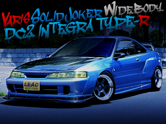 VARIS SOLID JOKER WIDEBODY OF DC2 INTEGRA TYPE-R