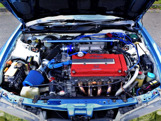 B18C VTEC ENGINE FOR DC2 TYPE-R MOTOR