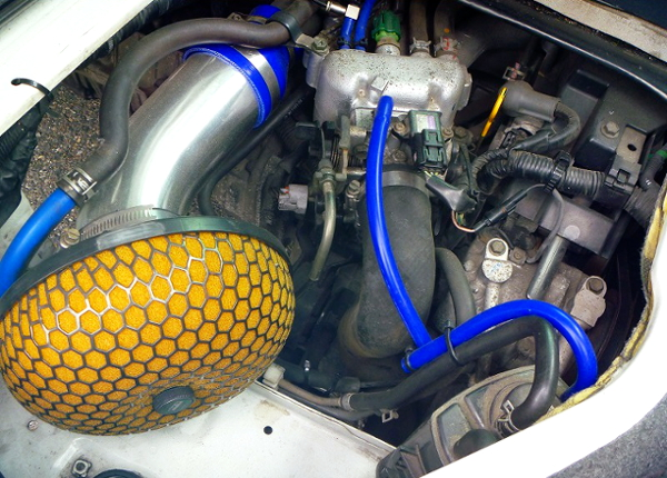 AIR CLEANER FOR K6A TURBO ENGINE