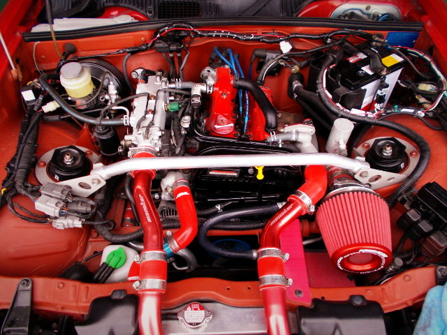 MONSTER SPORT FX66 COMPLATE ENGINE