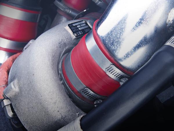 IHI RX6 TURBO OF CALL NAME TO F1 TURBINE