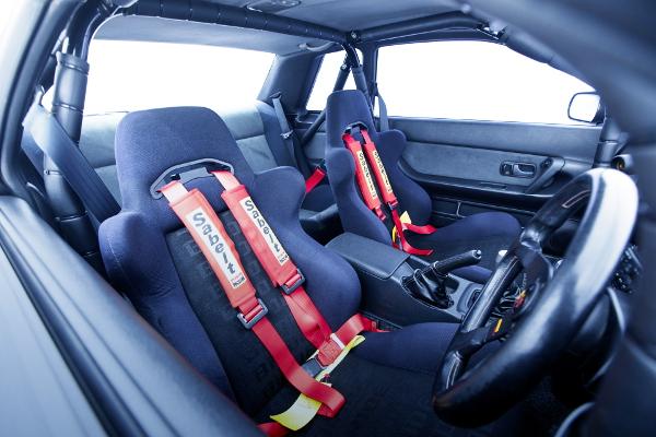 R32 SKYLINE CUSTOM SEAT
