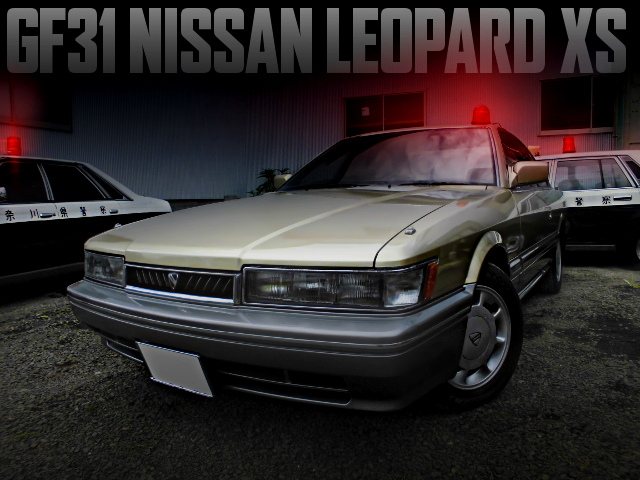 ABUNAI DEKA REPLICA F31 LEOPARD XS